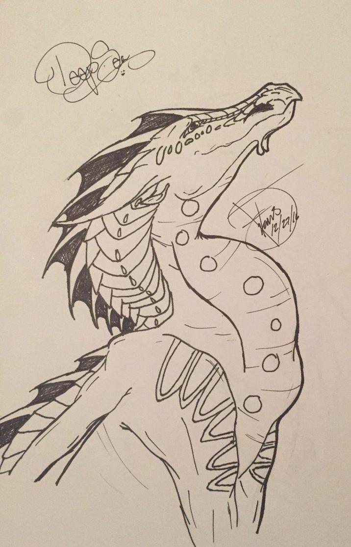 ценный он дракон рисунки уникальные