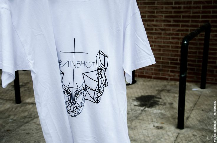 MASQUE // T-SHIRT // WHITE S - M - L  UNISEX