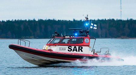 SMPS Pv Wärtsilä Rescue VLS 638 stationed Alukset