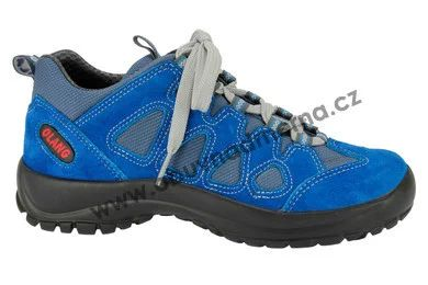 Nízká treková obuv Olang Corvara modrá