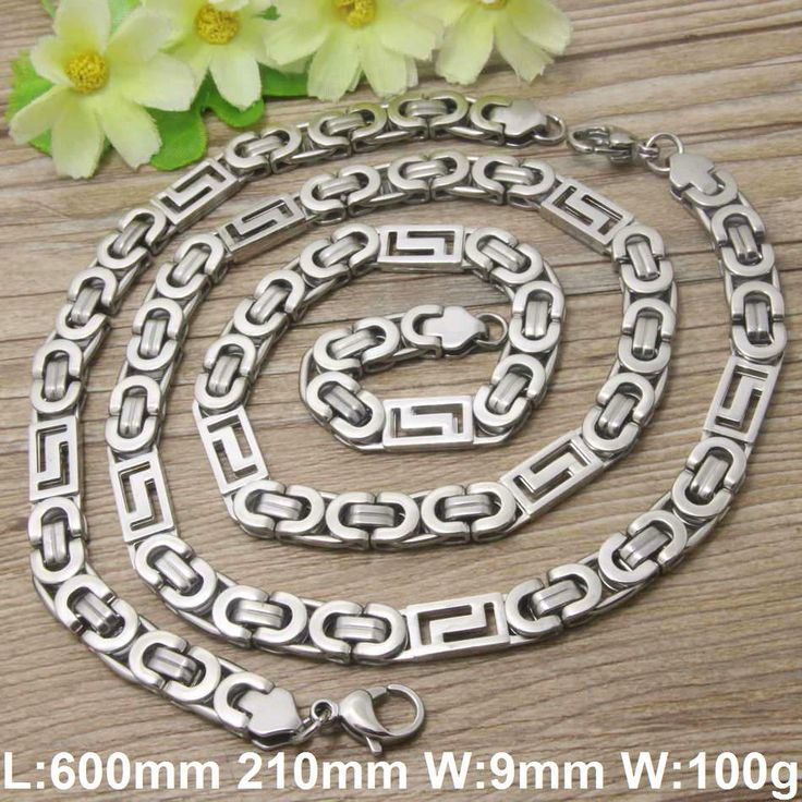 Find More Jewelry Sets Information about Hot new stainless steel jewelry silver color Necklaces and bracelets sets for women and girl SFXAGRCD,High Quality jewelry box set,China jewelry set wedding Suppliers, Cheap jewelry settings pendants from JOYAS STAINLESS STEEL JEWELRY on Aliexpress.com