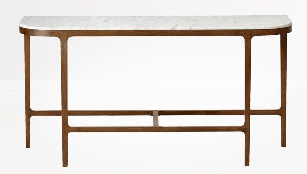Victoria Marble Console Table | The Conrad Shop