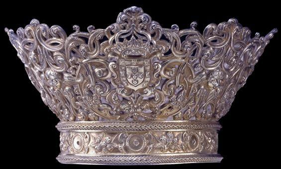 """Silver Crown"" Portugal/Museu Nacional de Arte Antiga | source  : Matrizpix.dgpc"