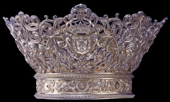 """Silver Crown"" Portugal/Museu Nacional de Arte Antiga   source  : Matrizpix.dgpc"
