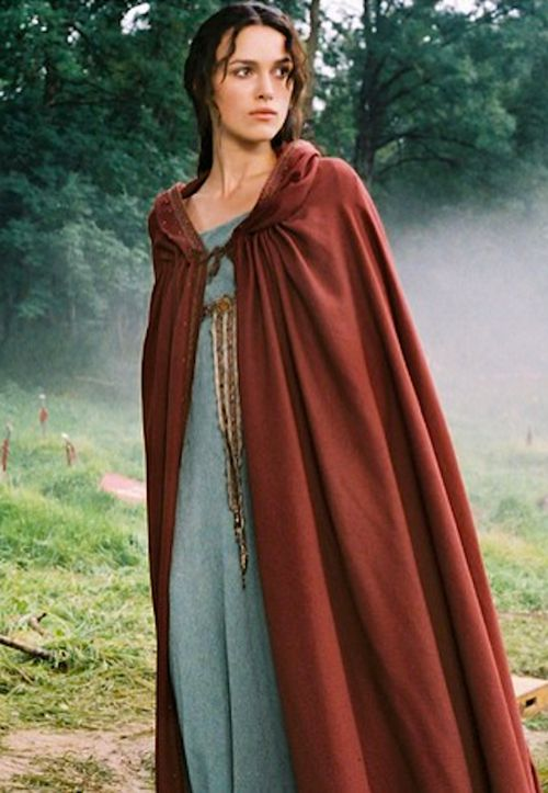 mademoisellelapiquante:  Keira Knightley as Guinevere in King Arthur - 2004
