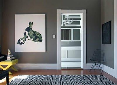 Warm Gray Squirrel By Behr For The Home Pinterest