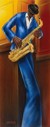 Magrini Saxophone Jazz Music Pop Art Poster 12 x 36 inches, By Imaginus Posters // $6.95  Features: - Art Print produced on heavy paper stock, using the highest printing standards! - Condition: Brand New - Size: 12 x 36 inches - This poster will be rolled securely in a sturdy cardboard tube.-  >>Get Inspired! - Visit http://artcaffeine.imobileappsys.com