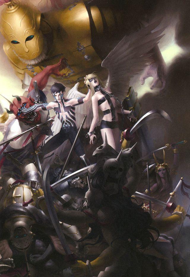 Kazuma Kanekos Art Is Summoning Devils Into Your Eyeballs