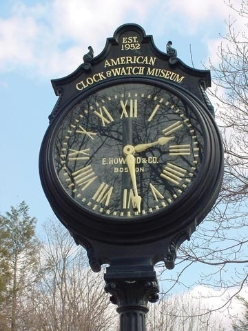 American Clock and Watch Museum, Bristol, Connecticut