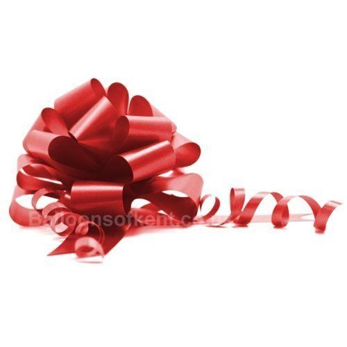 From 0.40:Pull Bow Red 30 Mm