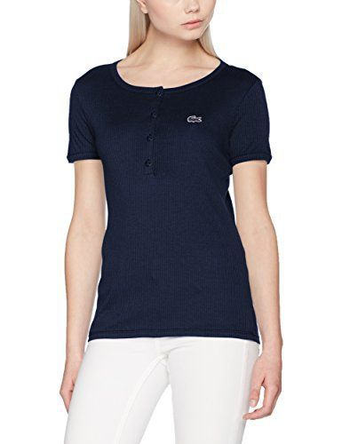Lacoste Tf2347, T-Shirt Femme