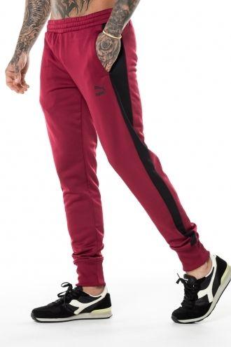 77a55edc3 PUMA Archive T7 Track Pants - Tibetan Red £39.99