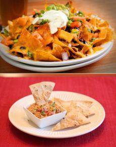 Начос / Хлебные закуски / TVCook: пошаговые рецепты с фото