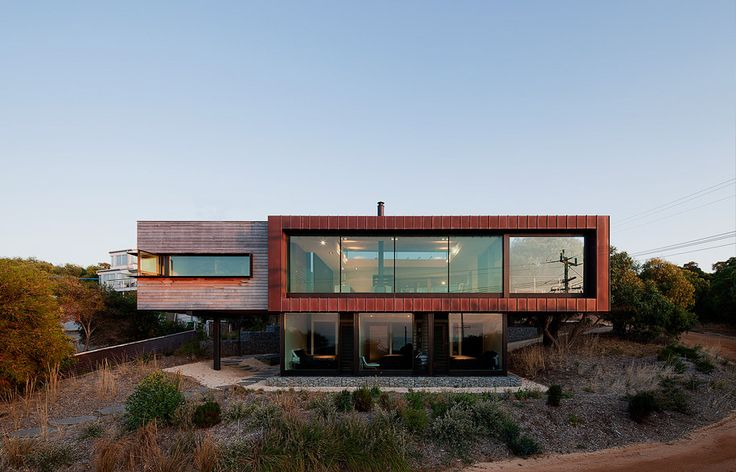 Anglesea Home by Seeley Architects