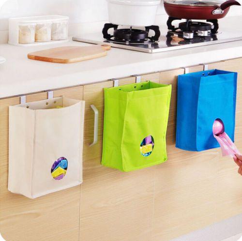 Bolsas-de-almacenamiento-de-Soporte-de-Plastico-Colgante-de-cocina-de-casa-Oxford-Bano-racks-cesta