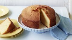 Who doesn't love a lemon cake? Mary Berry shows you how to make her simple all-in-one cake topped with candied lemon peel.