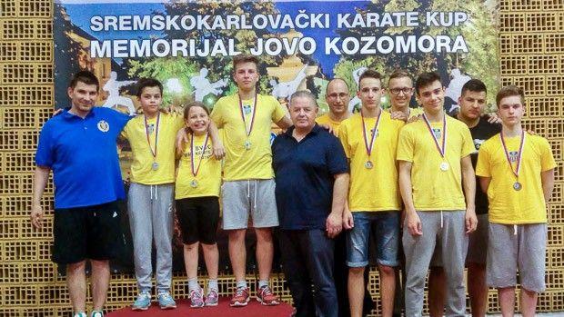 Olimpiai karate: sikeres szezonzárás Szerbiában
