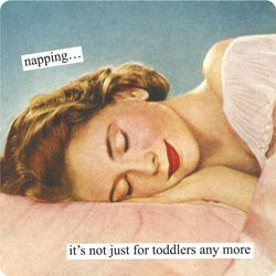 Napping… it's not just for toddlers any more. Watch more mom moments on THE JIM GAFFIGAN SHOW. Series premieres on July 15, 2015 on TV Land 10/9C. Watch a sneak preview at http://www.tvland.com/shows/the-jim-gaffigan-show.