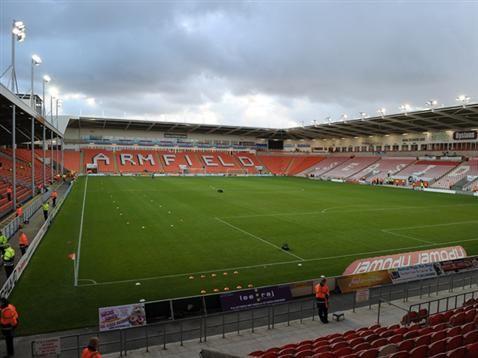 Bloomfield Road, Blackpool F.C..
