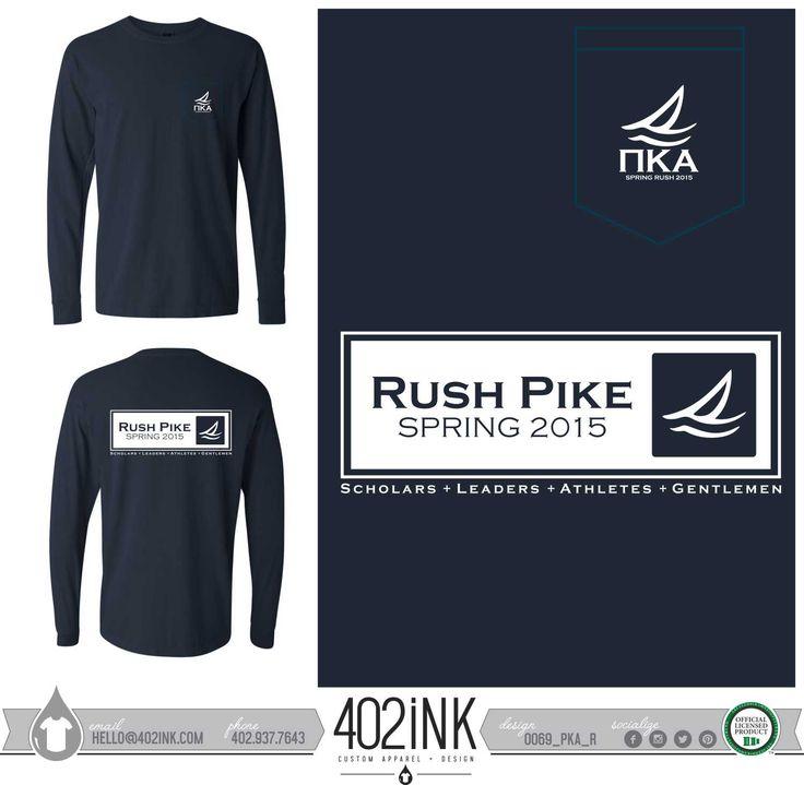 #402ink #402style 402ink, Custom Apparel, Greek T-shirts, Sorority T-shirts, Fraternity T-shirts, Greek Tanks, Custom Greek Apparel, Screen printed apparel, embroidered apparel, Fraternity, Pike, Rush