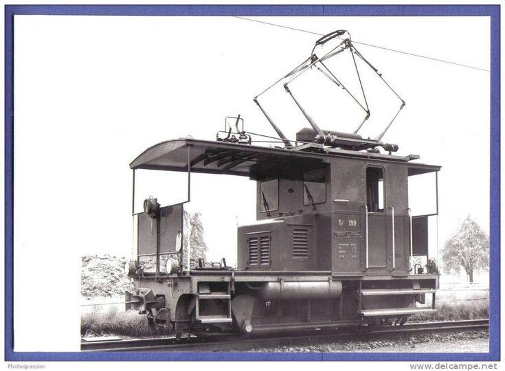 SBB-CFF (Brübig) Rangiertraktor Te Nr. 199