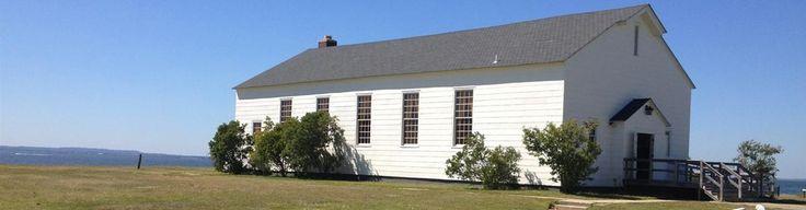 Sandy Hook Chapel Fort Hancock