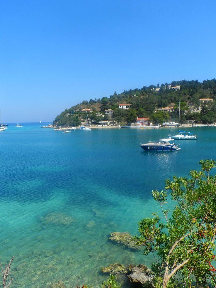 Paxos,Greece~