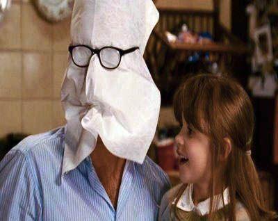 More Mr. Napkin Head: Jude Law, The Holidays, Movie Scene, Napkins Head, Movies, Funny, Napkinhead, Things, Movie Nights