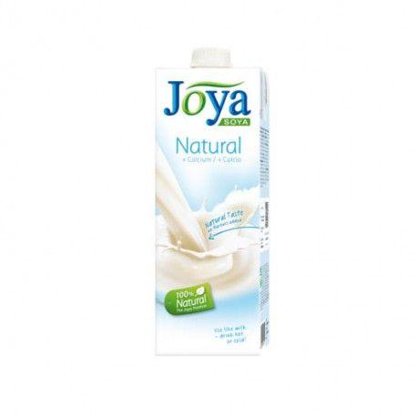 Krásne napení Vaše cappuccino. Ak je to príliš veľa úsilia, JOYA Natural + Vápnik je perfektná každodenná alternatíva mlieka. Zloženie: sójový základ 97% (voda, sójové bôby 9,3%), repný cukor, uhličitan vápenatý, soľ.