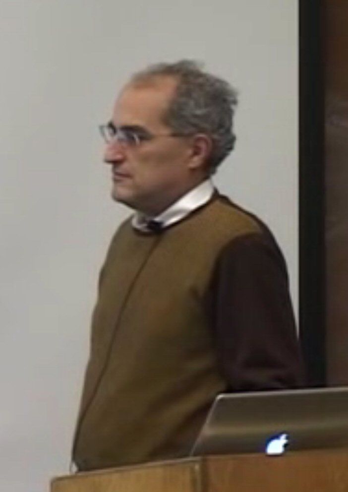 Edward Witten 1990  The Mathematics Behind Knots    https://mrc.stanford.edu/videos/mathematics-behind-knots-edward-witten