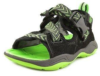 Keen Rock Iguana Toddler Open-toe Synthetic Green Sport Sandal.