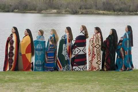 Beautiful Native Women