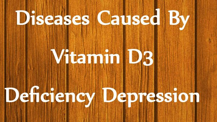 Diseases Caused By Vitamin D3 Deficiency Depression -   WATCH VIDEO HERE -> http://bestdepression.solutions/diseases-caused-by-vitamin-d3-deficiency-depression/      *** What Vitamin Deficiency Causes Depression ***   To subscribe utubetip   Video credits to AMAZING TIPS | AWESOME TIPS YouTube channel