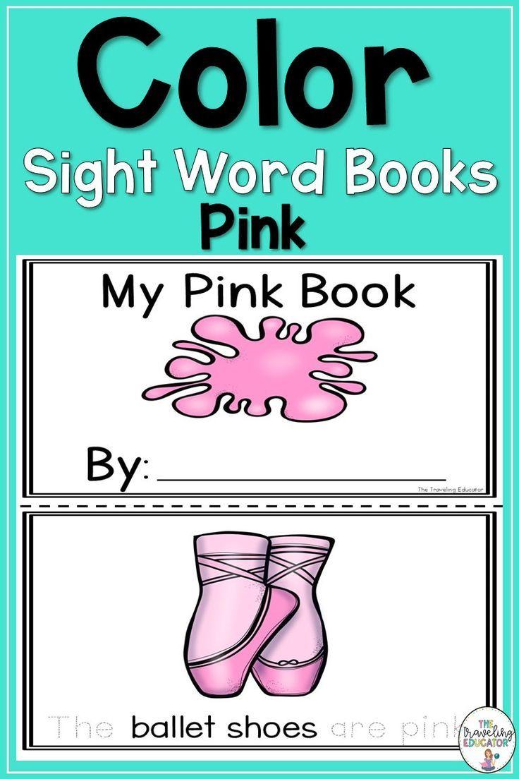 Pink Worksheet Preschool Preschool Worksheets Color Worksheets Worksheets [ 1023 x 1024 Pixel ]