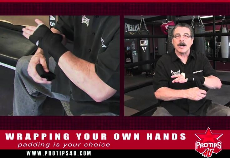 "Wrap your own hands by Jacob ""Stitch"" Duran **Full Vid**"