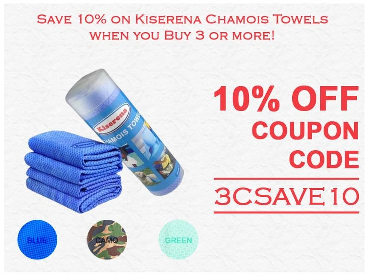 17 best home sweet home images on pinterest households get 10 off when you buy 3 or more chamois towels by kiserena on amazon fandeluxe Images