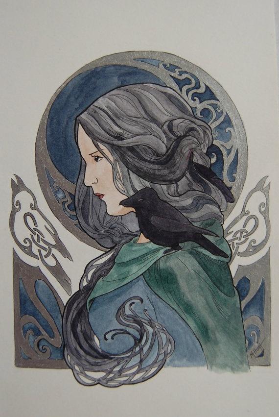 1000 images about the morrigan on pinterest celtic goddess goddesses and raven. Black Bedroom Furniture Sets. Home Design Ideas