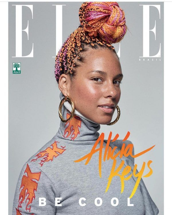 Alicia Keys | ELLE