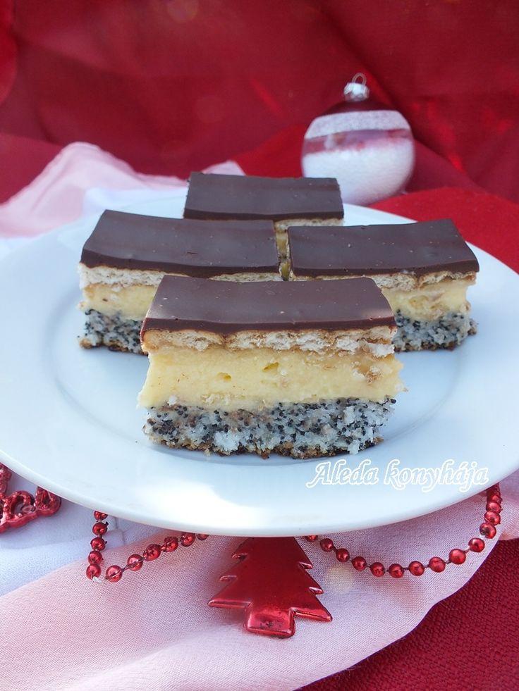 Aleda konyhája: Édes sütemények