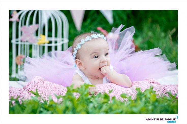 Fotografii de la botez, Sabrina-Andreea