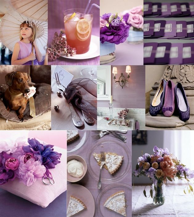 Lavender And Gold Wedding Theme Google Search March Colorslavender