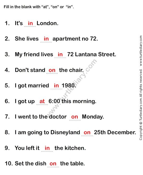 Best 25+ Prepositions worksheets ideas on Pinterest   Preposition ...