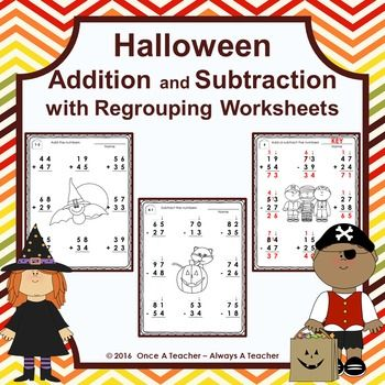 12 best Halloween images on Pinterest   Numbers, Worksheets and ...