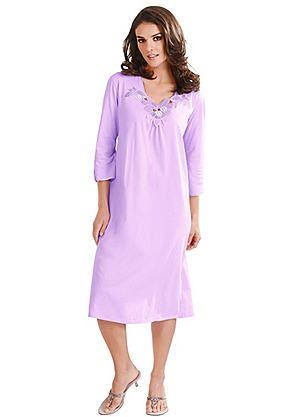Creation L V-Neck Nightdress #kaleidoscope #nightwear