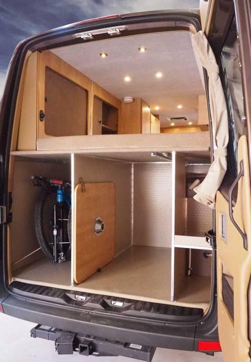 Sportsmobile Sprinter Dyo 60 Wheels 4x4 Camper Van Camper