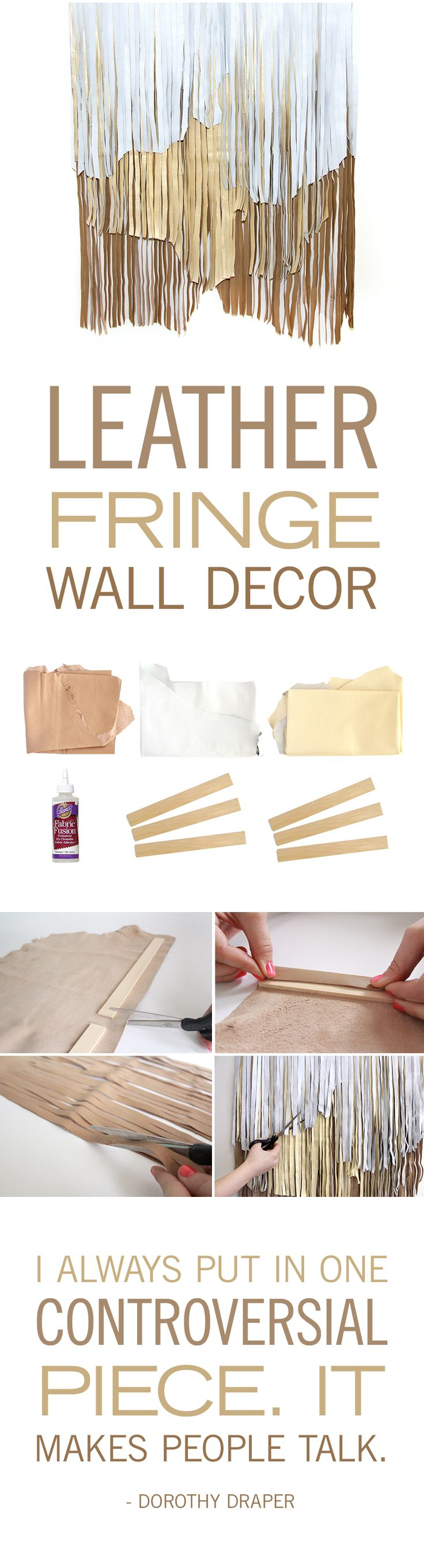 DIY Wall Hangings | #darbysmart
