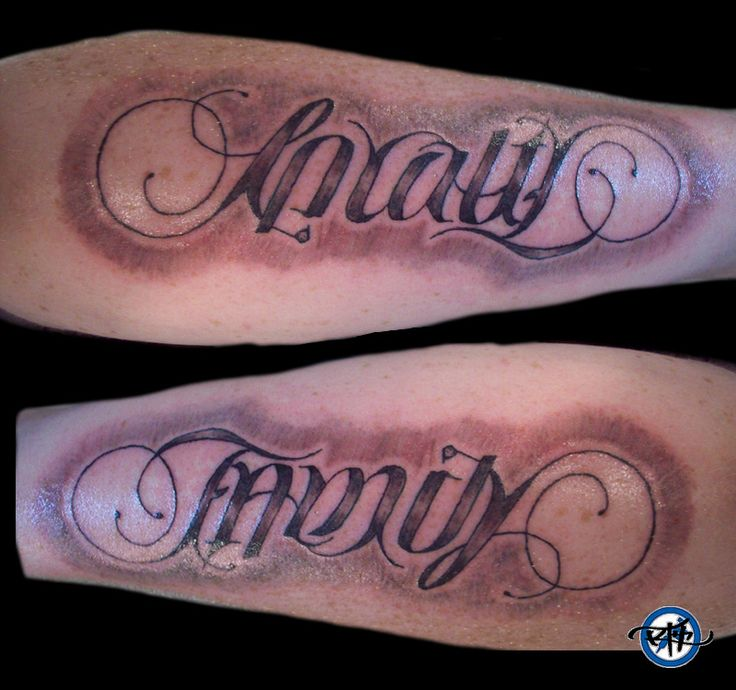 17 Best Ideas About Ambigram Tattoo On Pinterest: 18 Best Family Loyalty Tattoos For Girls Images On