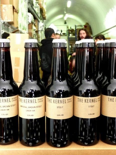 Kernal Brewery - is one of the successful micro brewers in London, winning beer awards within months of setting up shop.