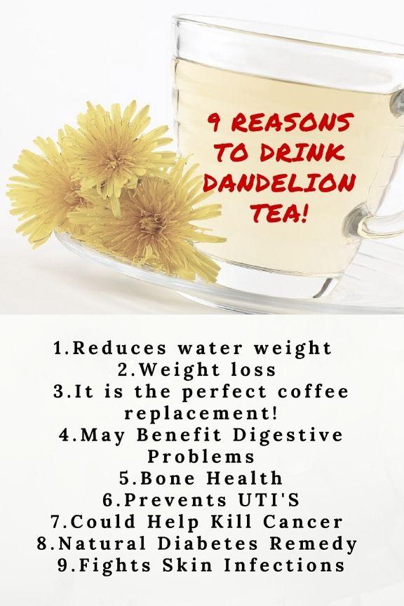 The Health Benefits Of Dandelion Tea Detox In 2020 Dandelion Tea Dandelion Tea Detox Dandelion Benefits