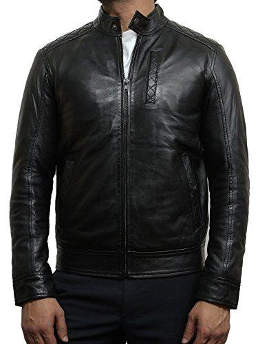 Mens Leather Biker Jacket Black Vintage Look Biker Style ... https://www.amazon.co.uk/dp/B0163RKTU4/ref=cm_sw_r_pi_dp_x_TMs9xbR9MW4KX